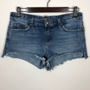 """Joe's """"The Collectors Edition"""" Cropped Jean Shorts"""
